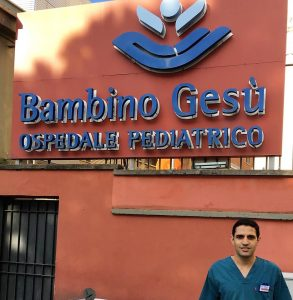 caritas baby hospital e bambin gesù di roma