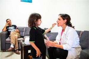 hiba assistente sociale caritas baby hospital george