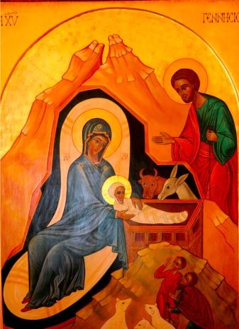 icona betlemme sacra famiglia