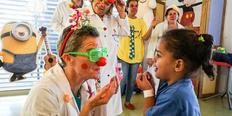 suor lucia corradin band of smile caritas baby hospital