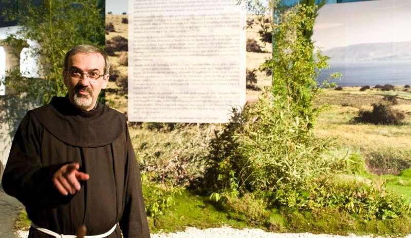 Monsignor Pierbattista Pizzaballa Arcivescovo e Amministratore apostolico del Patriarcato latino di Gerusalemme