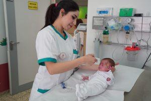 neonati caritas baby hospital