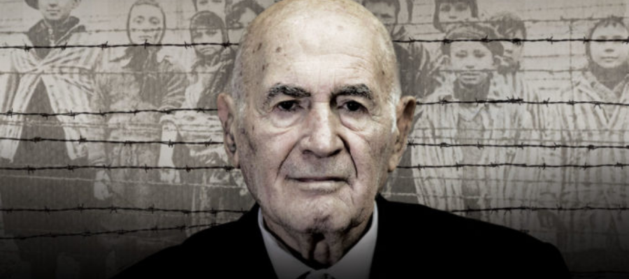 Sami Modiano, sopravvissuto ad Auschwitz