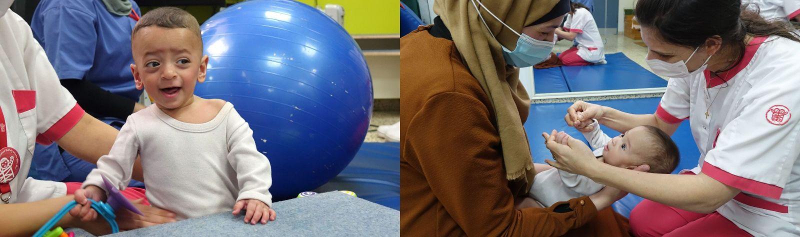 Naim (a sinistra) e Ayan (a destra) - novembre 2020