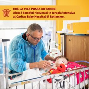 Bambino in Terapia Intensiva_Caritas Baby Hospital