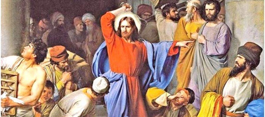 Don Antonio Ruccia_Gesù nel tempio