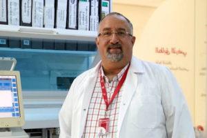 dottor Mousa Hindiyeh