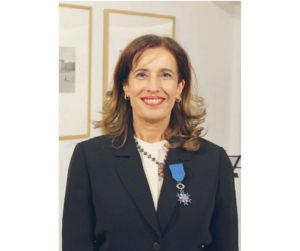 La dott.ssa Amal Daraghmeh Masri, caporedattrice di Middle East Business Magazine & News